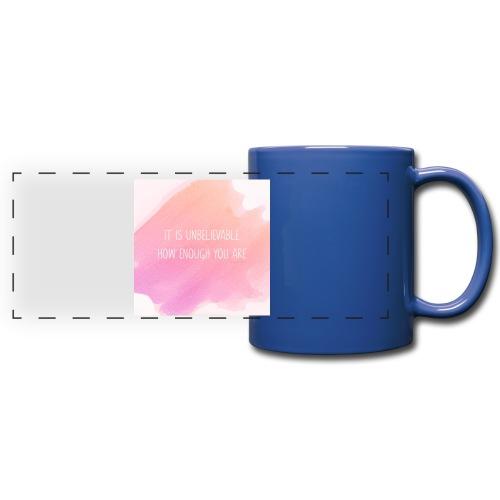 The Perfect Gift - Full Colour Panoramic Mug