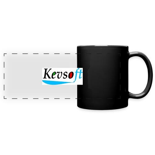 Kevsoft - Full Colour Panoramic Mug