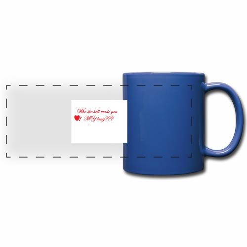 LoveYourselfTheMost - Full Color Panoramic Mug