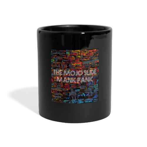 Manic Panic - Design 1 - Full Colour Panoramic Mug