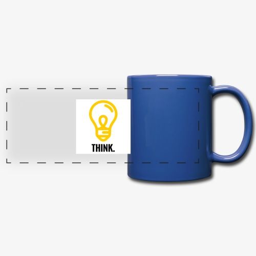 THINK - Tazza colorata con vista