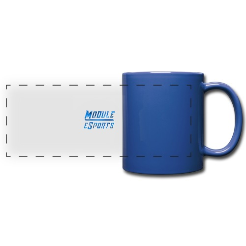 Module Text Logo - Full Color Panoramic Mug