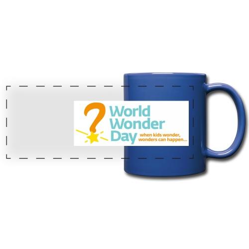 World Wonder Day - Full Colour Panoramic Mug