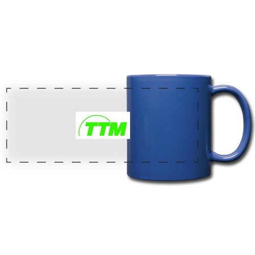 TTM - Full Color Panoramic Mug