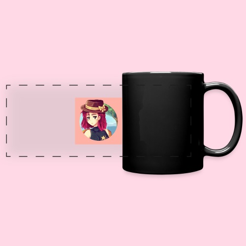 Juliette Badge - Mug panoramique uni