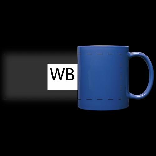 WB Logo - Panoramatasse farbig