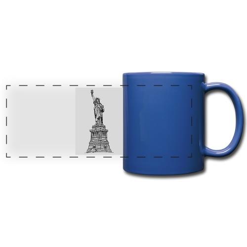 MUG STATUE OF LIBERTY - Mug panoramique uni