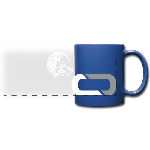 CORED Emblem - Full Color Panoramic Mug