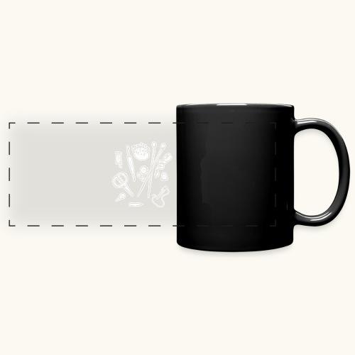 Handarbeiten lustiges Hobby Werkzeuge Geschenk - Mug panoramique uni