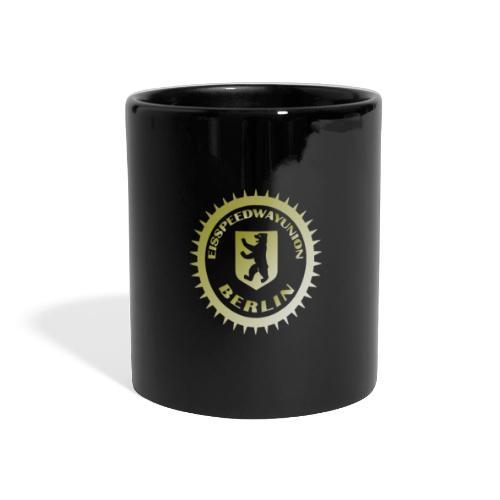 Logo klein ESU gold - Panoramatasse farbig