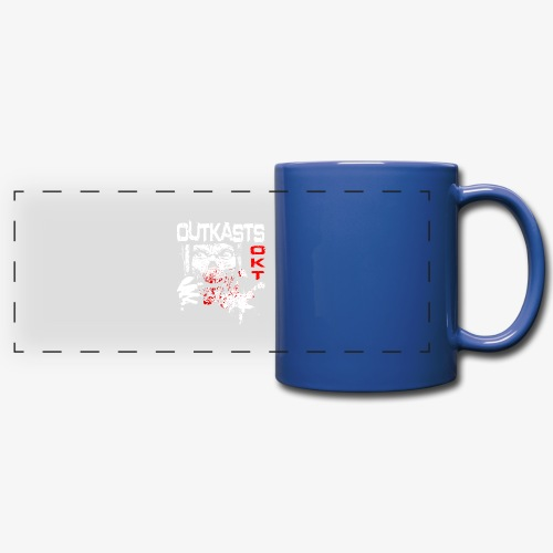 Outkasts Scum OKT Front - Full Colour Panoramic Mug