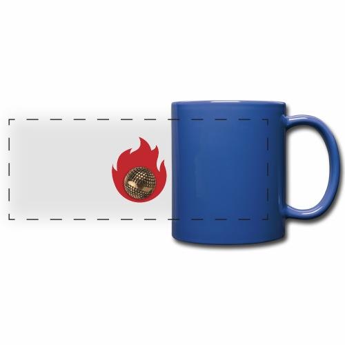petanque fire - Mug panoramique uni
