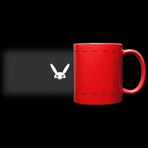 HARE5 LOGO TEE - Full Color Panoramic Mug