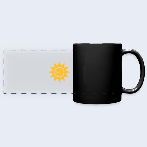 Winky Sun - Panoramamok gekleurd