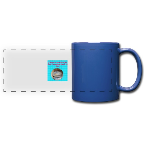 The sleeping dragon - Full Color Panoramic Mug