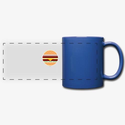 Circle Burger - Tazza colorata con vista