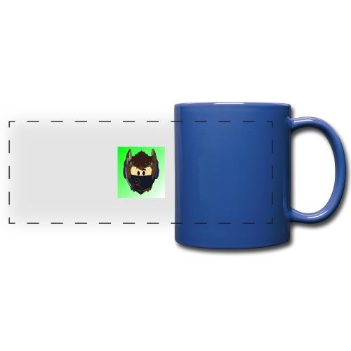AN1MAYTRZ logo - Full Colour Panoramic Mug