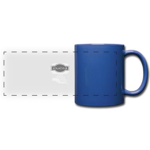 Bontiul gray white - Full Color Panoramic Mug