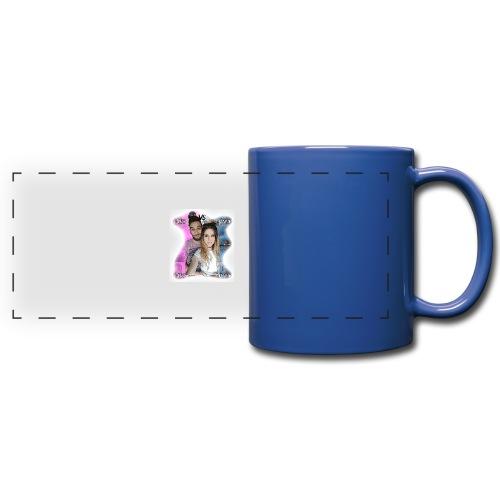 Tina VS Ivan - Full Color Panoramic Mug