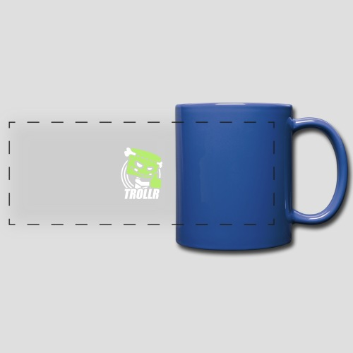 TROLLR Like - Mug panoramique uni