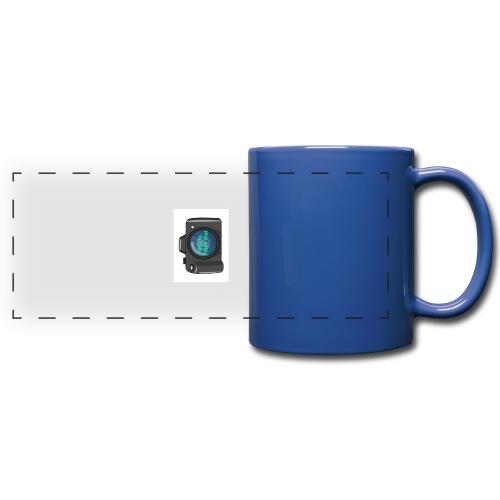 Melvin vlogs that merch - Full Color Panoramic Mug
