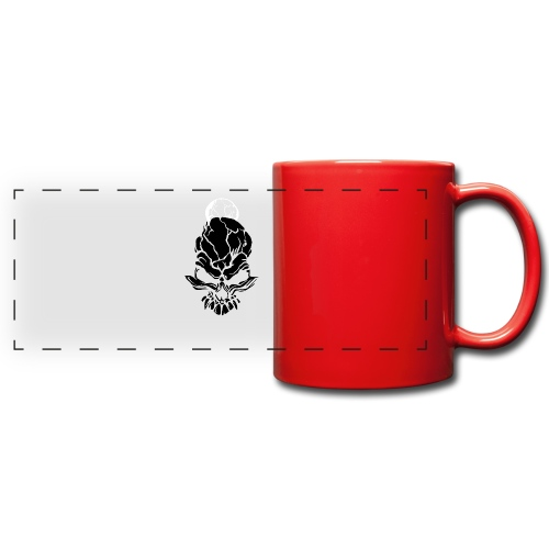 F noize fronte png - Full Color Panoramic Mug