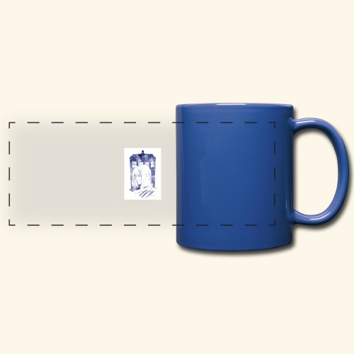 Rose Tyler - Full Color Panoramic Mug