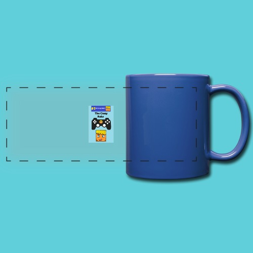 games controller - Full Color Panoramic Mug