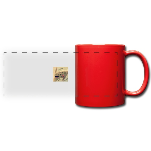 Friends 3 - Full Color Panoramic Mug