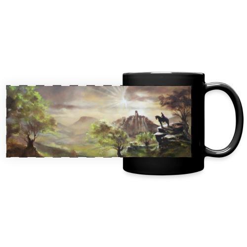 Nth Ascension of Kings - Full Color Panoramic Mug