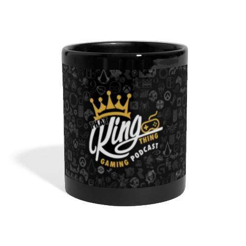 Logo Wrap Mug - Full Colour Panoramic Mug