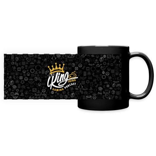 Logo Wrap Mug - Full Colour Panoramic Mug