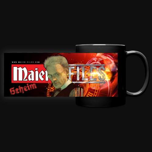 Tasse d'Otto Maier - Mug panoramique uni