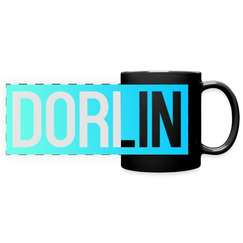 DorlinShirtLOGO - Full Color Panoramic Mug