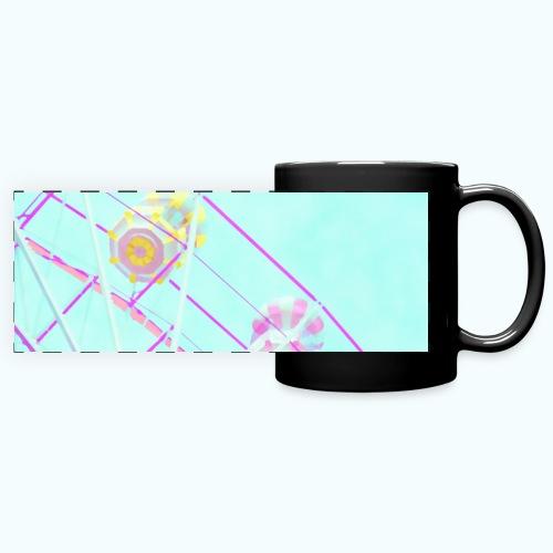 Fairy pastel watercolor - Full Color Panoramic Mug