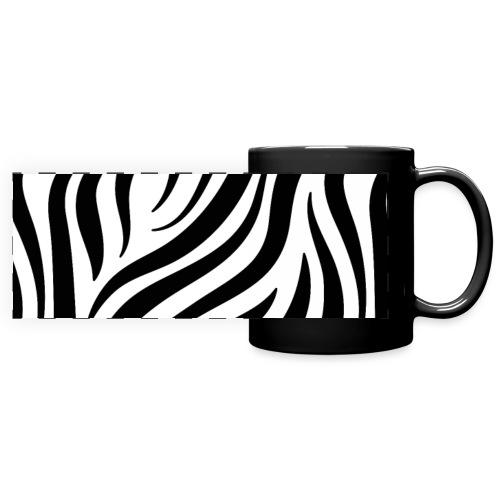 Fashion Zebra - Full Colour Panoramic Mug