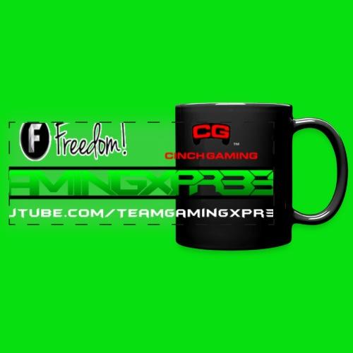 TSHIRTGX png - Full Color Panoramic Mug