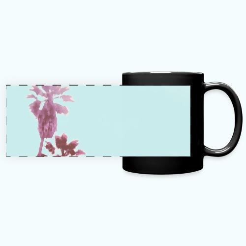 Pastel Beach Minimalism Modern - Full Color Panoramic Mug