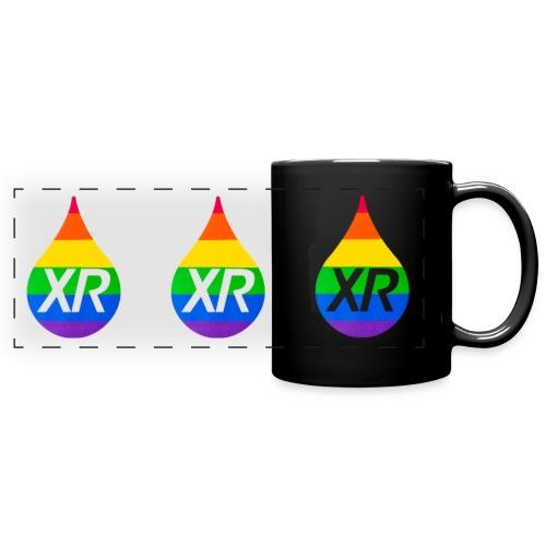 taza gay xr original - Taza panorámica de colores