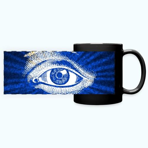 eye - Full Color Panoramic Mug