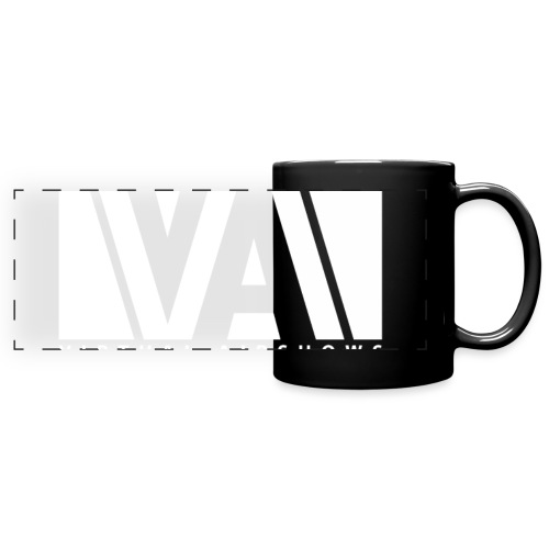 VA logo - Full Colour Panoramic Mug