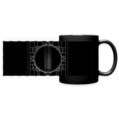 Femme Fatale artdeco - Full Colour Panoramic Mug