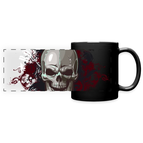Rock and Roll isn´t dead - Taza panorámica de colores