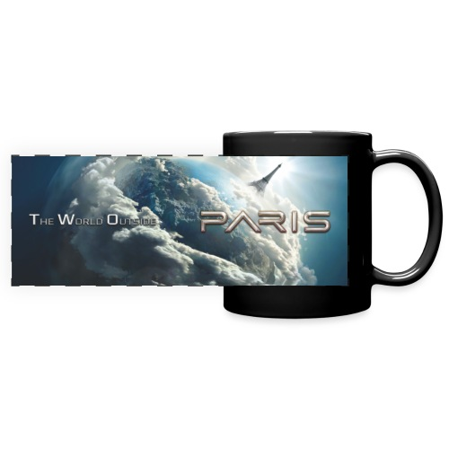 PARIStasse - Full Color Panoramic Mug