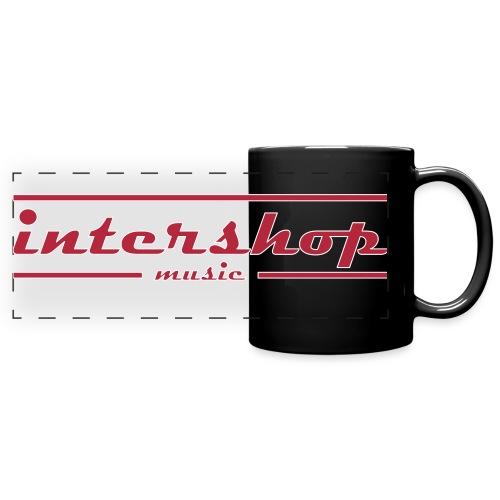 Intershop Logo - Panoramatasse farbig