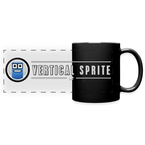 Vertical Sprite Banner 1 - Full Color Panoramic Mug