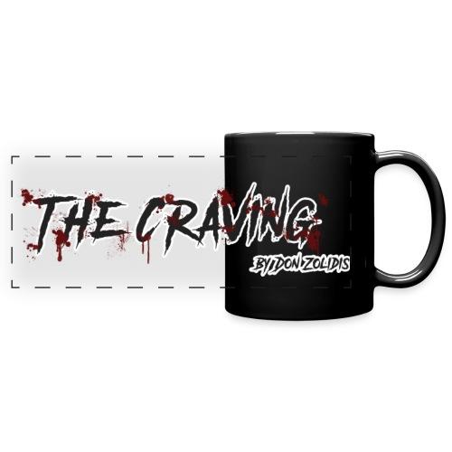 Craving-Logo - Panoramatasse farbig