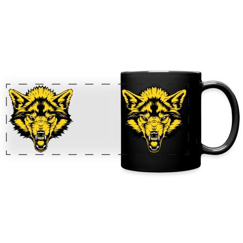 Logo 3 Colour No White - Full Color Panoramic Mug