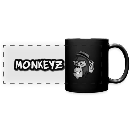 monkeyz2 - Full Colour Panoramic Mug