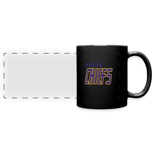 Chiefs-Logo-Neu-groß - Panoramatasse farbig